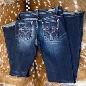 Bedrock for Express Jeans